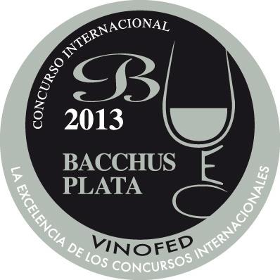 BACCHUS 2008 – Medalla de plata