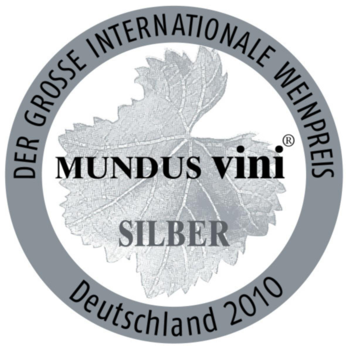 MUNDUS VINI 2015- Medalla de Plata