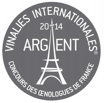 Vinalies Internationales Paris 2008 – Medalla de Plata