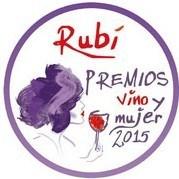 Premios Vino y Mujer 2015 – Premio Rubi