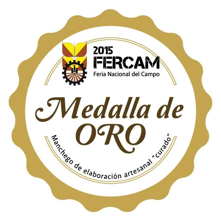 FERCAM 2014 – Medalla de Plata