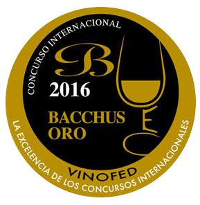 BACCHUS DE ORO 2016
